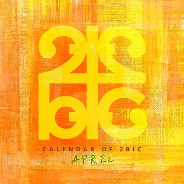 [Single] 2BiC – Calendar of 2BIC (April) (MP3)