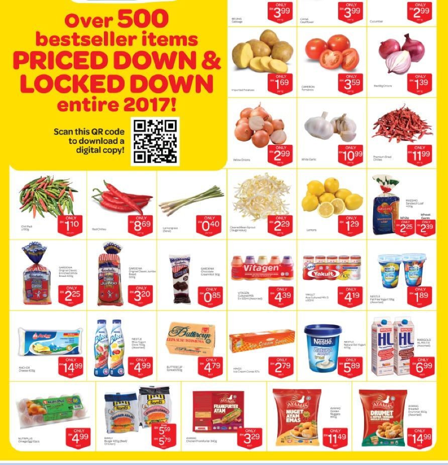 Giant Catalogue (8 August 2017 - 31 December 2017)