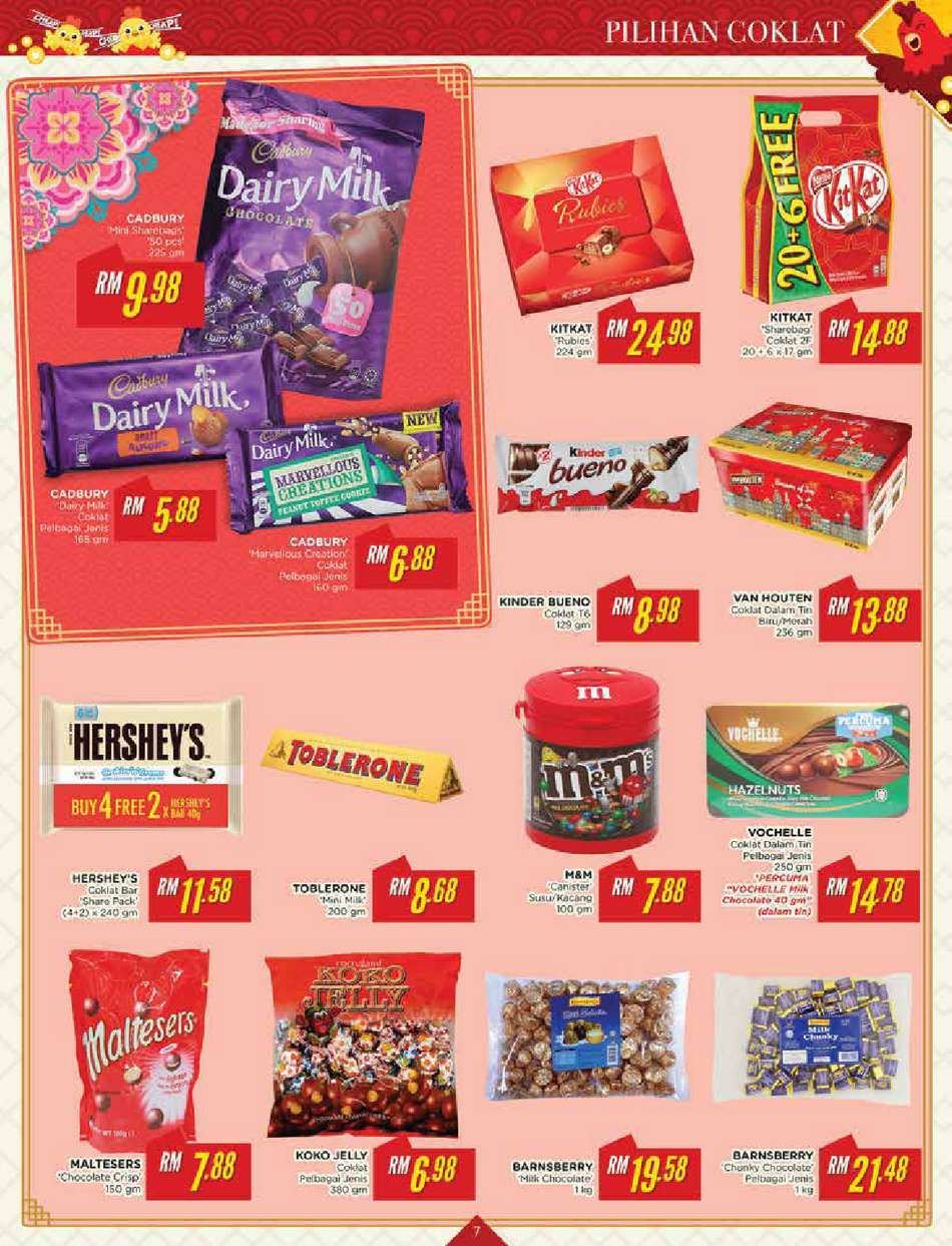 Mydin Catalogue(12 January – 5 February 2017)