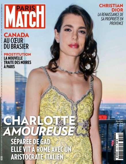 Paris Match 3495 - 12 au 18 Mai 2016