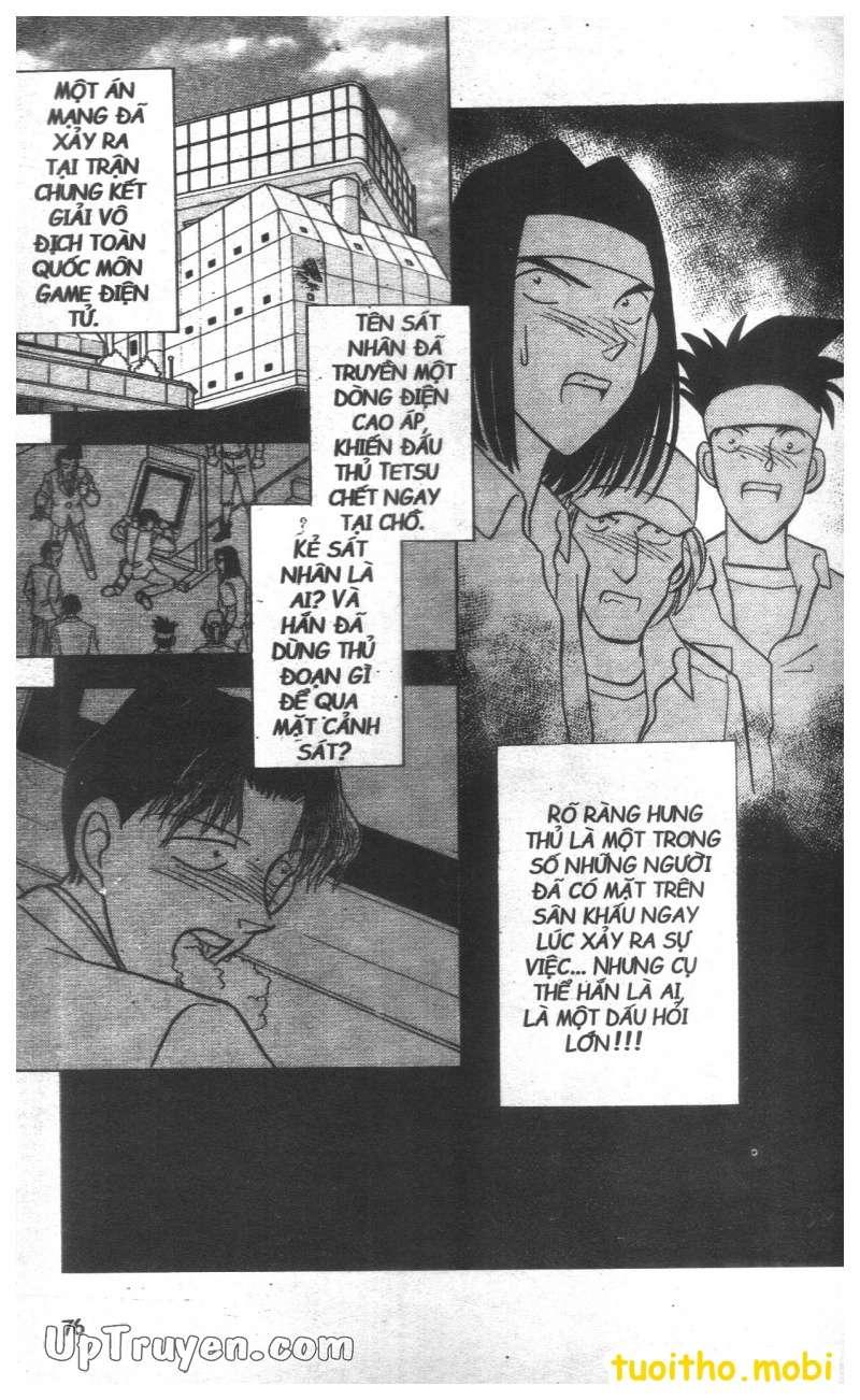 đọc truyện Conan bộ đặc biệt chap 21 trang 19
