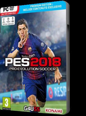[PC] Pro Evolution Soccer 2018 (2017) - FULL ITA