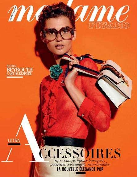 Madame Figaro - 11 Mars 2016