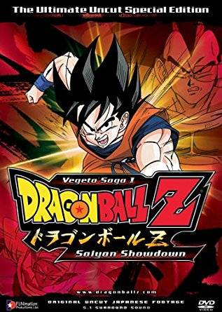 DragonBall Z: Vegeta Saga 1 Vol.1 Saiyan Showdown [Latino]