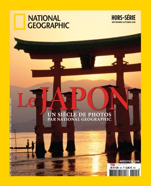 National Geographic HS Documents 5 - Septembre/Octobre 2016
