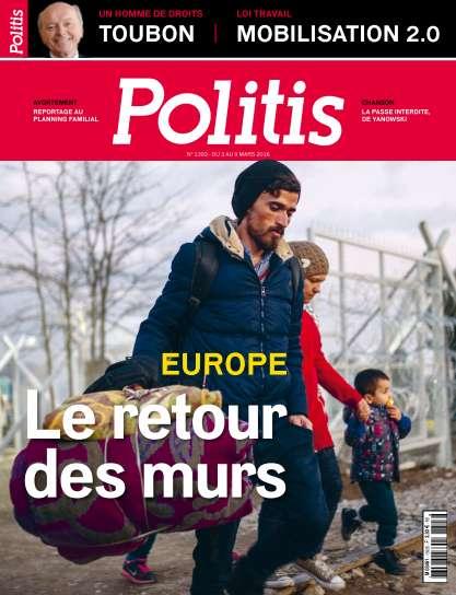 Politis 3 au 9 Mars 2016