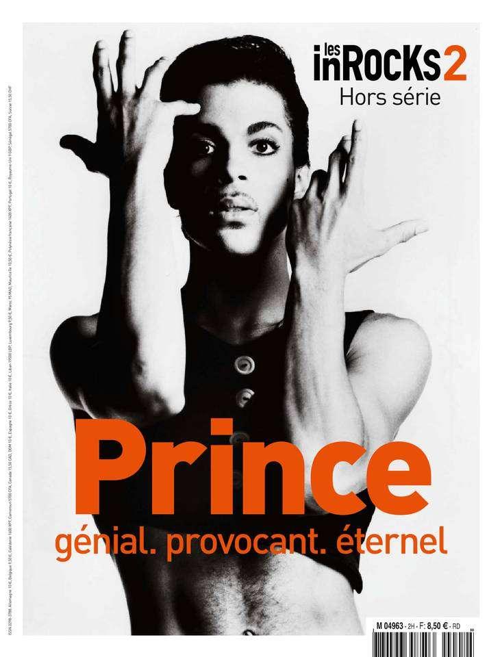 Les Inrocks 2 HS - Prince génial provocant éternel 2016