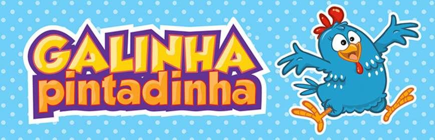 Pelucia Da Galinha Pintadinha Musical - Antialergico