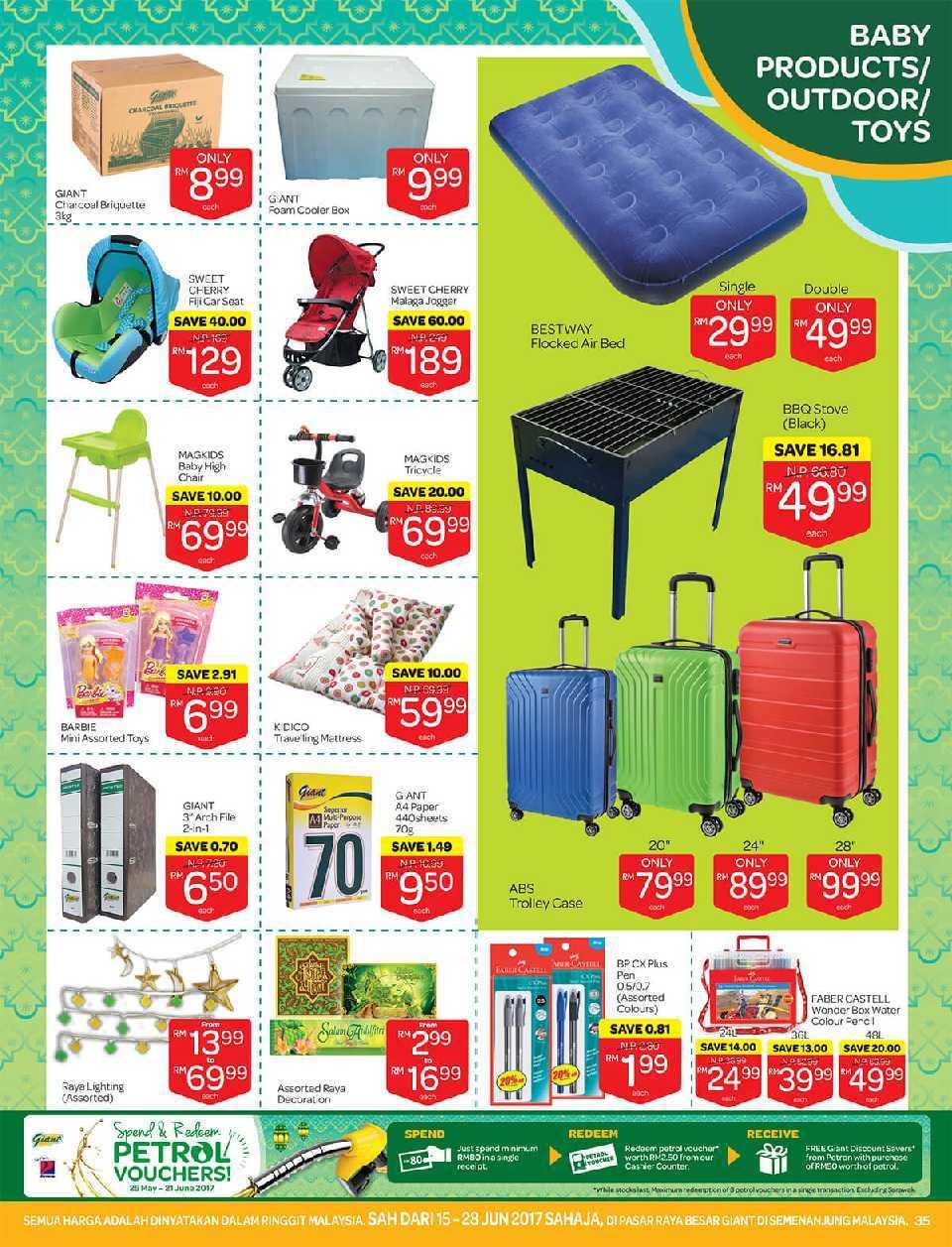 Giant Catalogue (15 June 2017 - 28 Jun 2017)