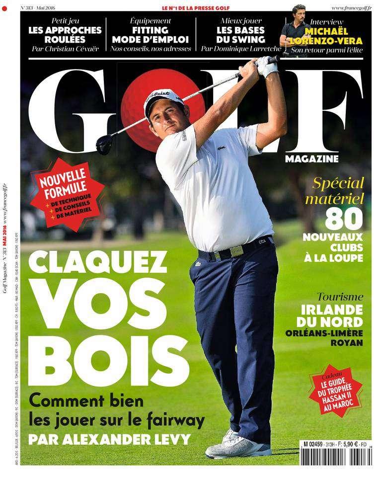 Golf Magazine - Mai 2016