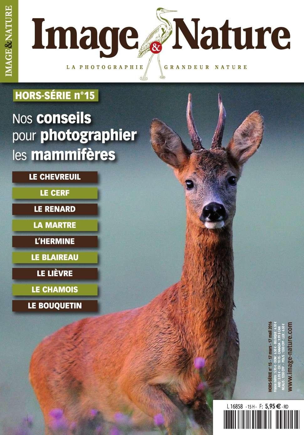 Image & Nature Hors Série 15 - Avril/Mai 2016