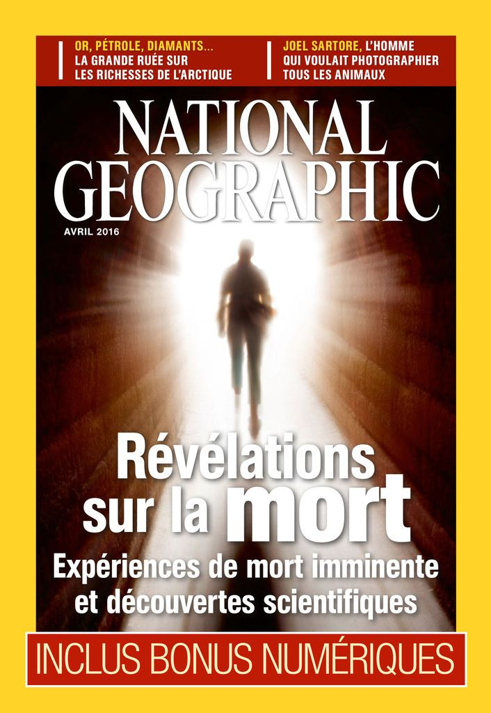 National Geographic 199 - Avril 2016