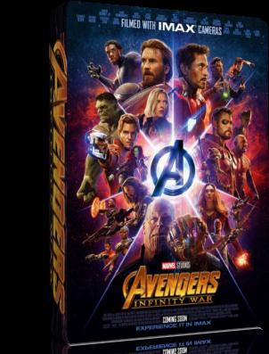 Avengers: Infinity War (2018).avi LD MP3 HDTC - iTA