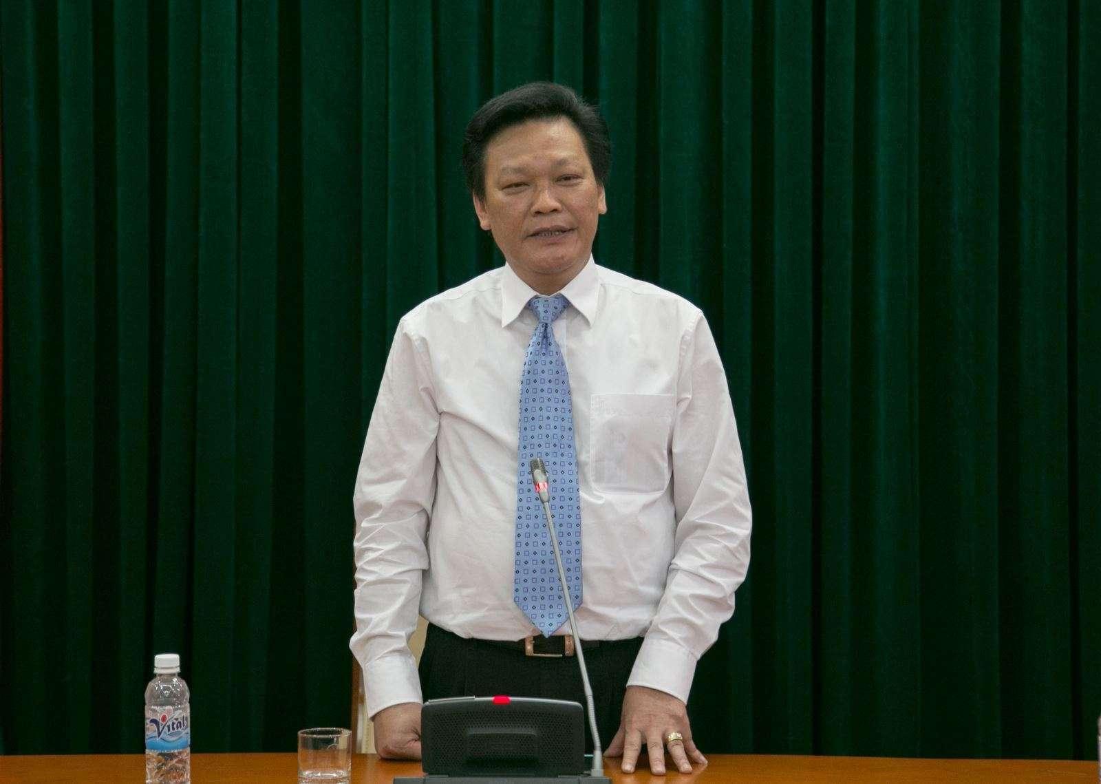 Ông Nguyễn Duy Thăng