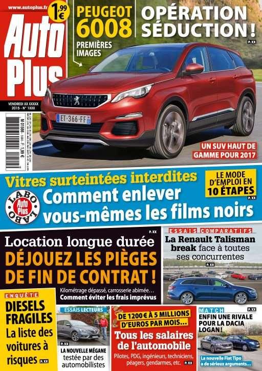 Auto Plus 1444 - 6 Au 12 Mai 2016