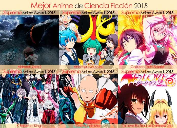 Final X Categorias Nominados a Mejor Anime de Ciencia Ficción 2015