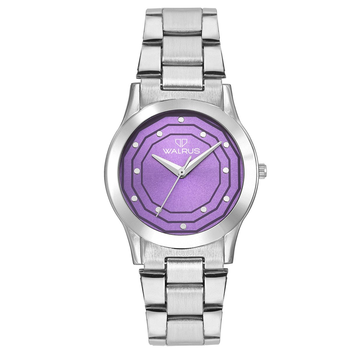 Walrus Anna Purple Color Analog Women Watch -WWW-Anna -140707