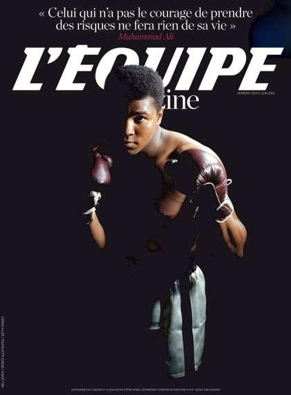 L'Equipe Magazine - 11 Juin 2016