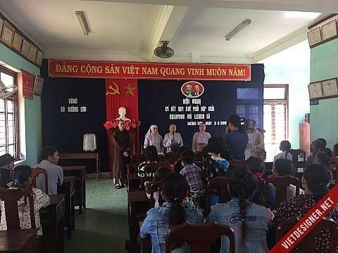 Nam Đông: Thăm và tặng quà nhân mùa Phật Đản PL 2562 đến đồng bào nghèo huyện Nam Đông