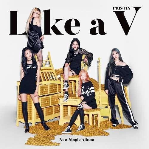 [Single] PRISTIN V – Like a V