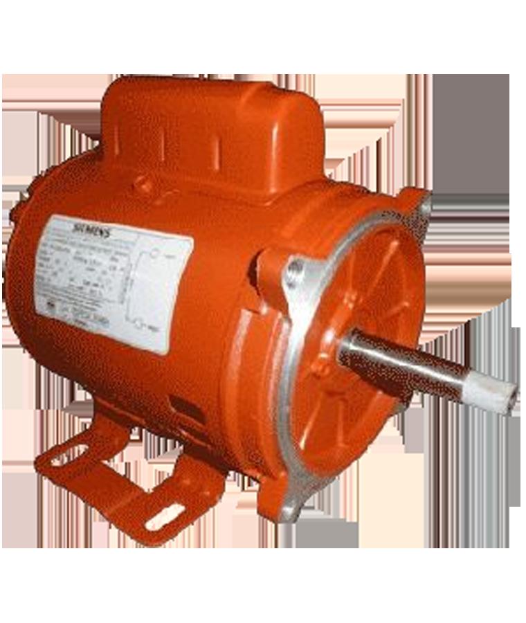 Motor Eléctrico Monofásico Ab. Siemens 1/4 Hp Nema Ecomaqmx