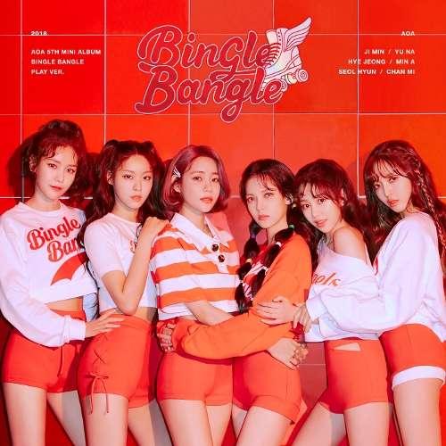 [Mini Album] AOA – BINGLE BANGLE (MP3)