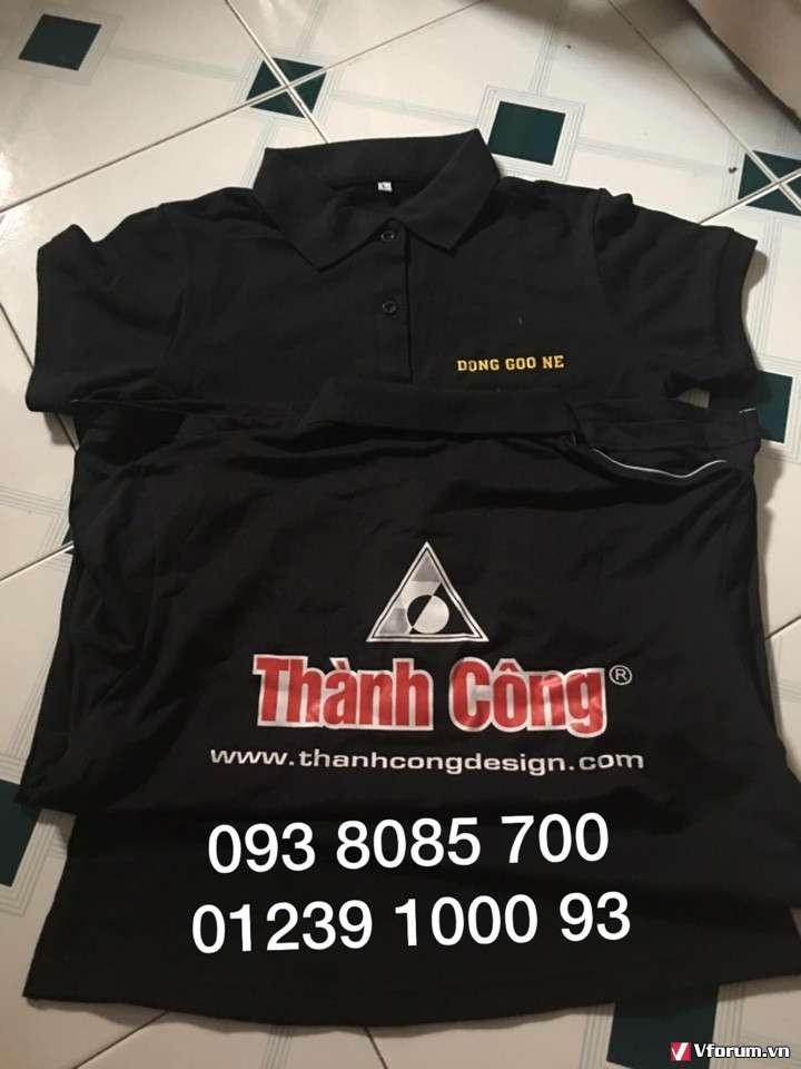 Xưởng sản xuất áo thun cá sấu 2 – 4 chiều, áo vải cotton, áo lớp, áo nhóm, áo đồng phục