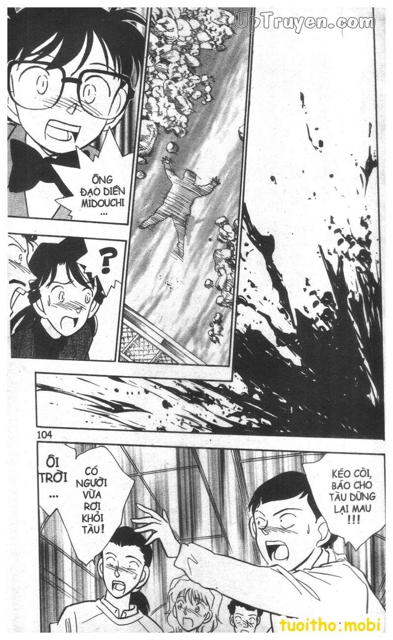 đọc truyện Conan bộ đặc biệt chap 23 trang 11