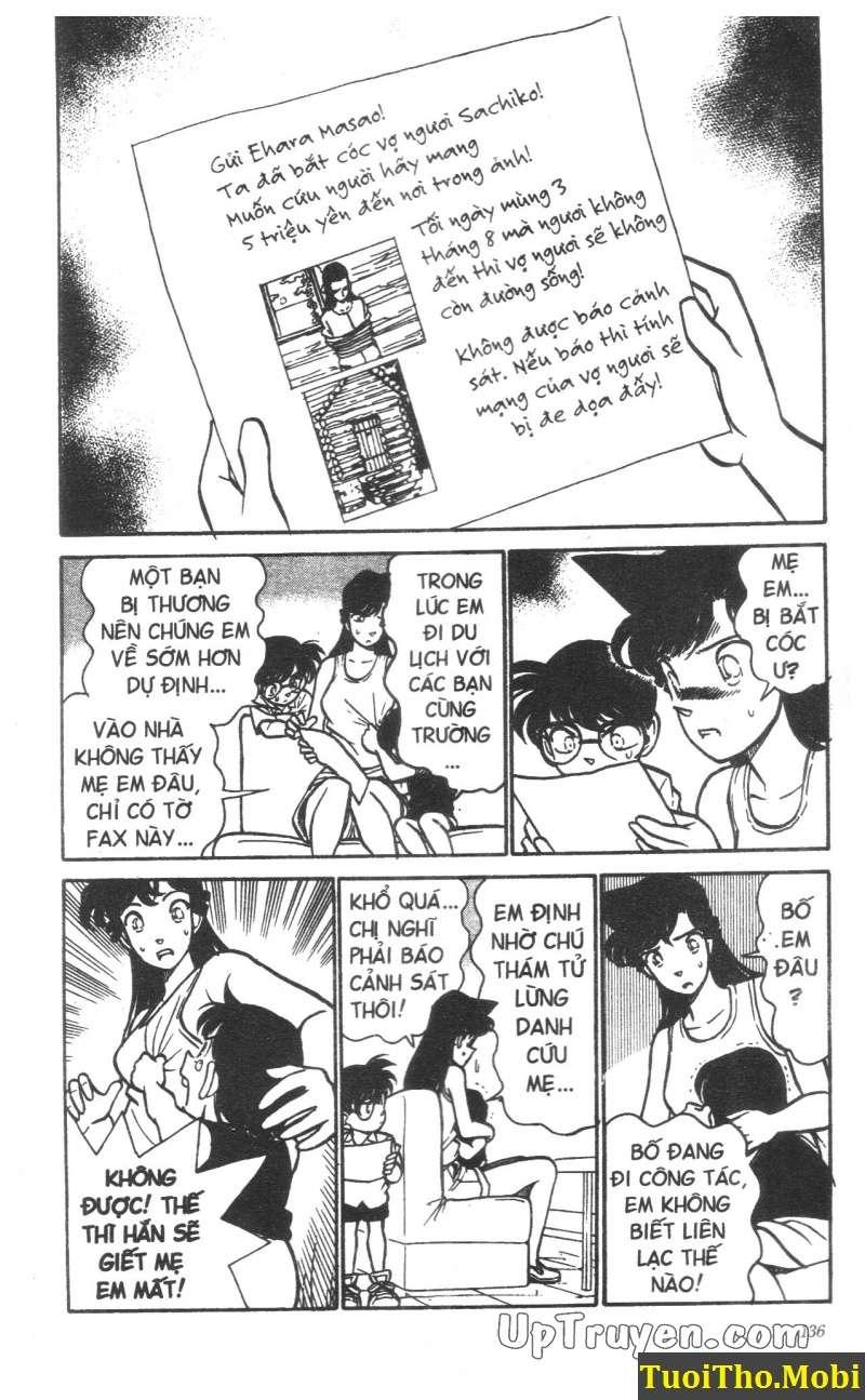 đọc truyện Conan bộ đặc biệt chap 16 trang 3