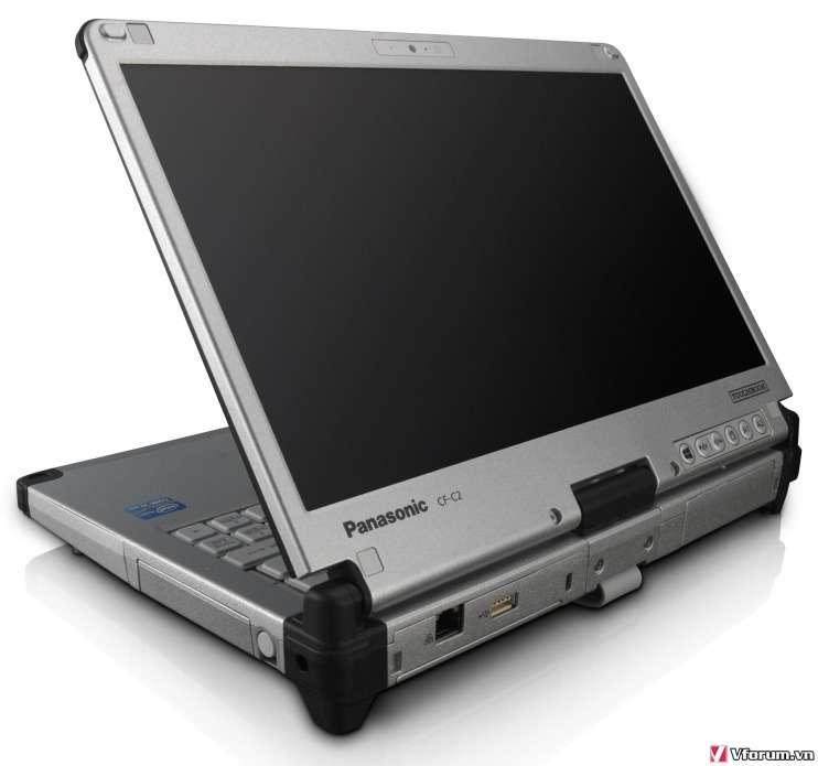 Laptop Panasonic CF-31, CF C2 máy rất đẹp,giá rẻ - 14