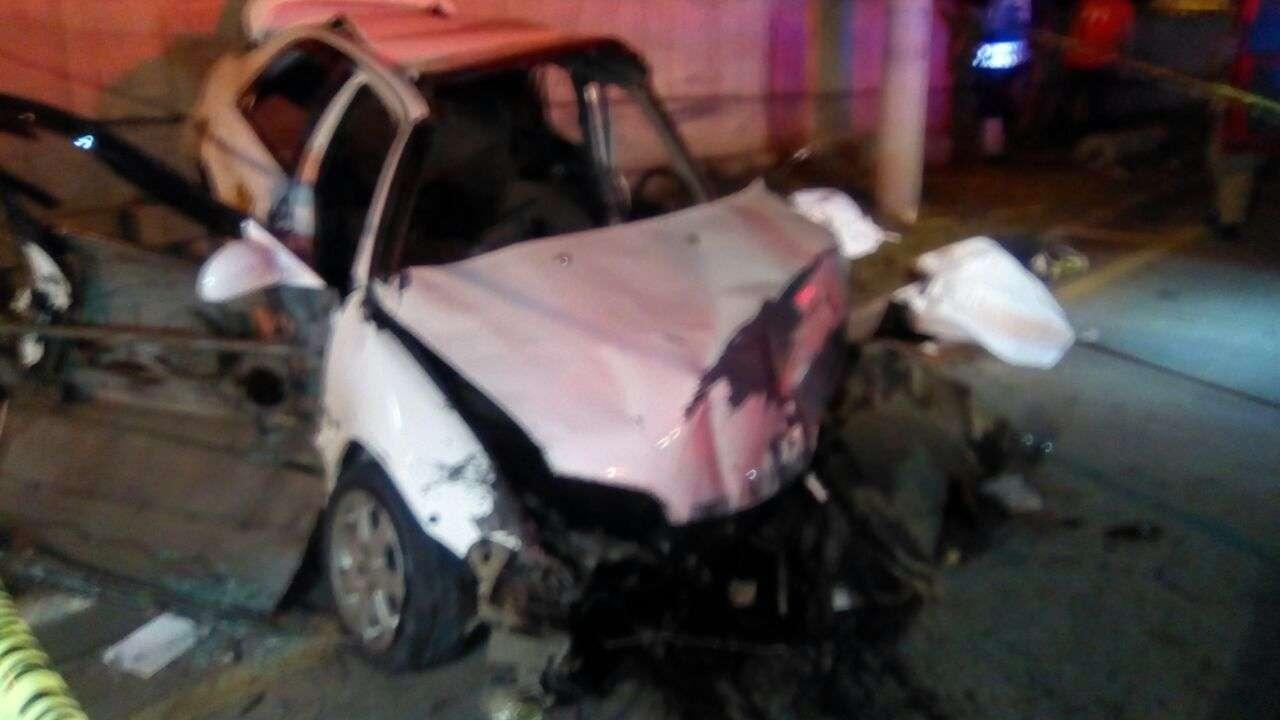 Accidente taxi Tegucigalpa