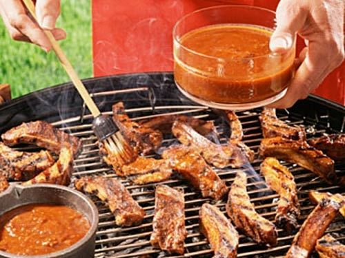 BBQ BACH MA NATIONAL PARK