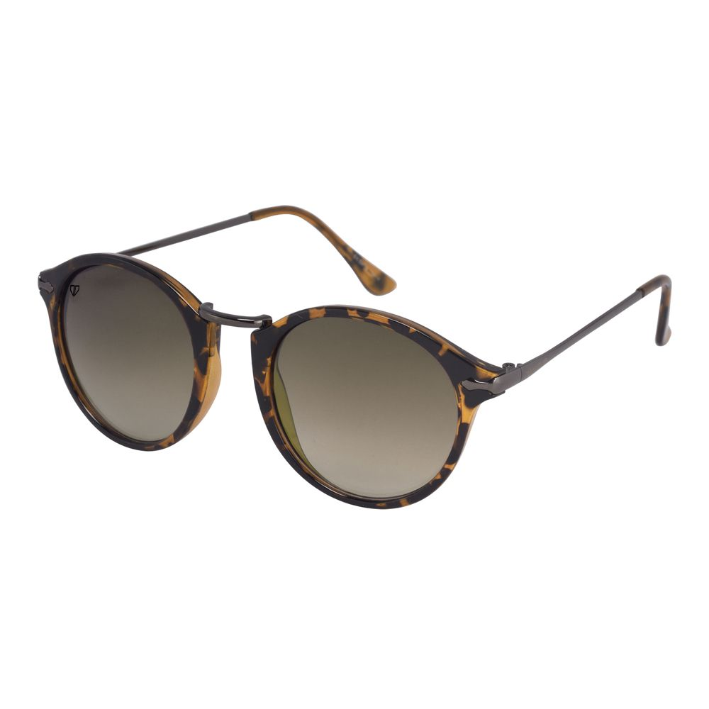 Walrus Jackson Brown Color Unisex Oval Sunglass- WS-JKSN-II-092618