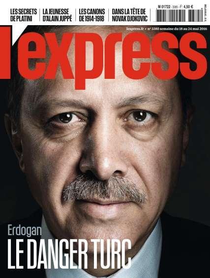 L'Express 3385 - 18 au 24 Mai 2016