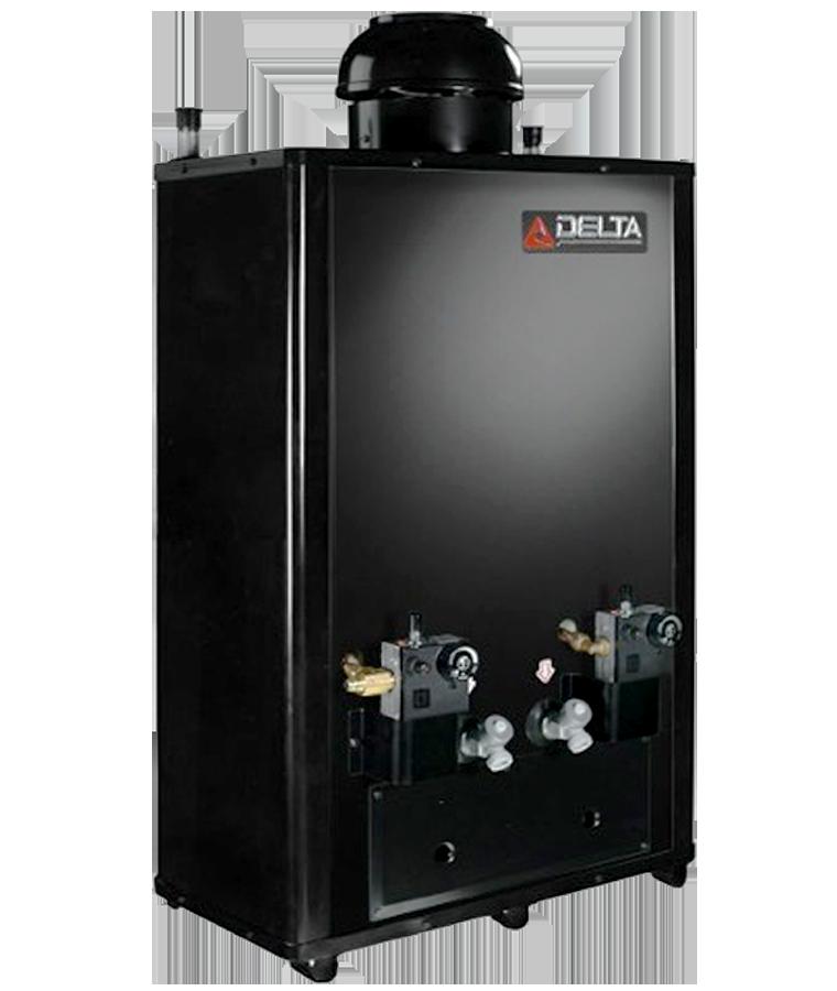 Calentador Boiler De Paso 20 Lpm Delta 2p P/ 5 Baños Simulta