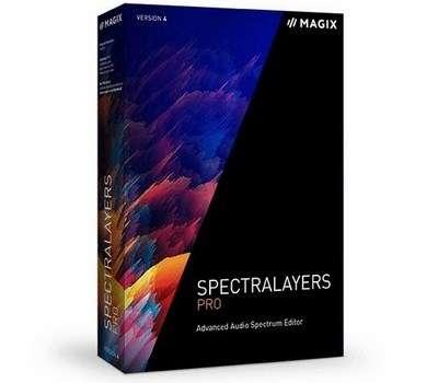 MAGIX SpectraLayers Pro 4.0.87 + Crack (Mac OS X)