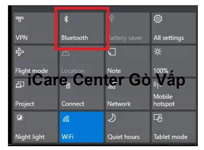 Hướng dẫn cách thiết lập Bluetooth trên Windows 10 - 203802