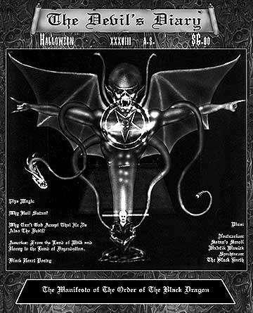 The Devil's Diary V.6