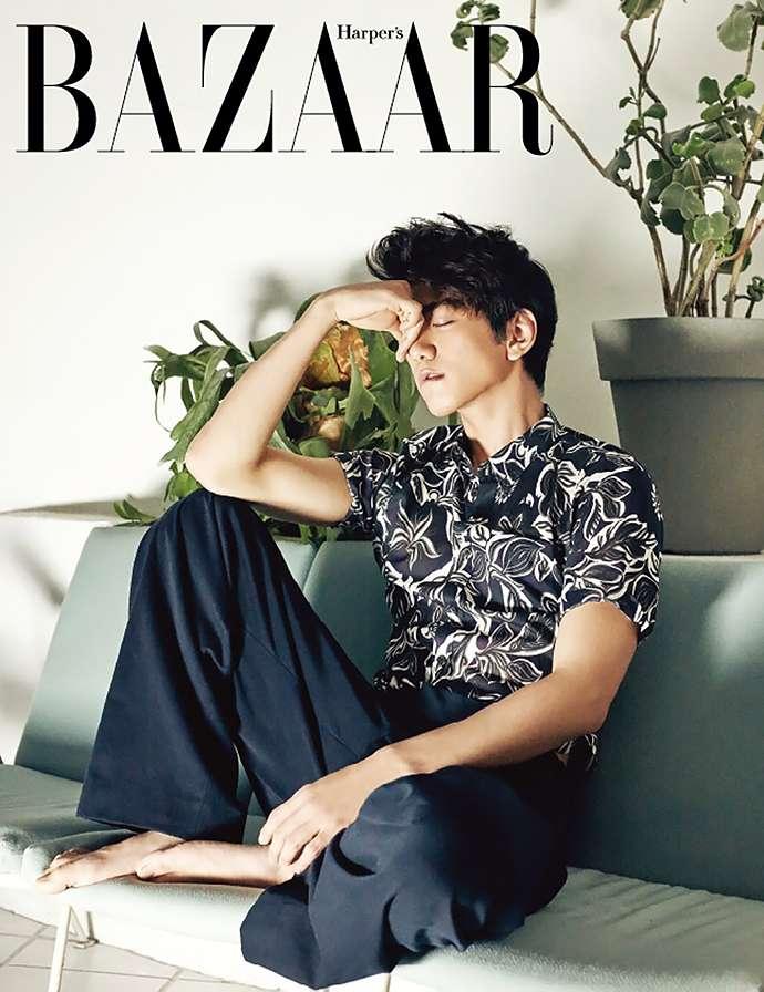 Sung Joon & Seo Kang Joon for Harper's Bazaar Korea ...