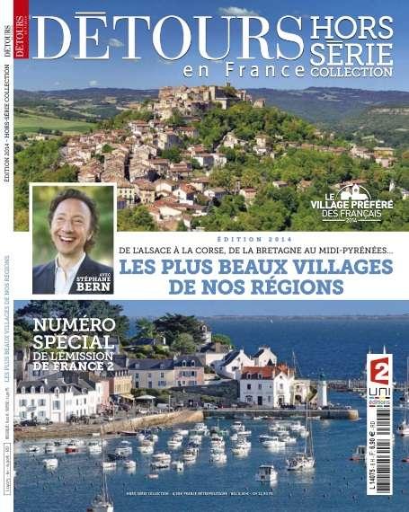 Détours en France Hors-Série Collection 2014