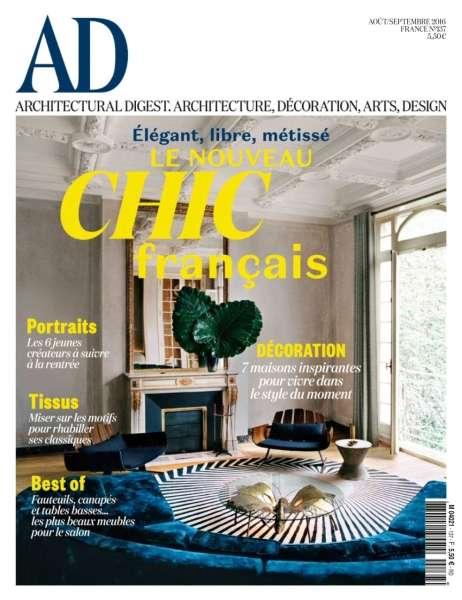 AD France - Août/Septembre 2016