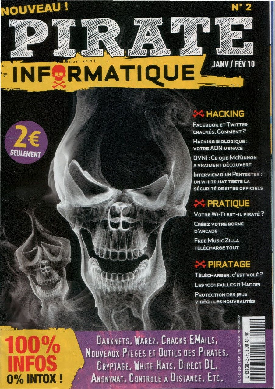Pirate Informatique 2