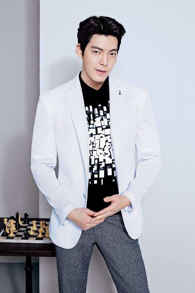 SIEG Fahrenheit S/S 2016 Ad Campaign Feat. Kim Woo Bin
