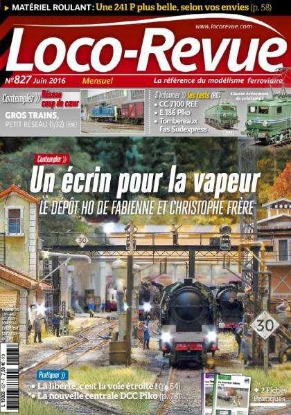 Loco-Revue - Juin 2016