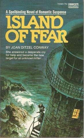 Island of Fear, Conway, Joan Ditzel