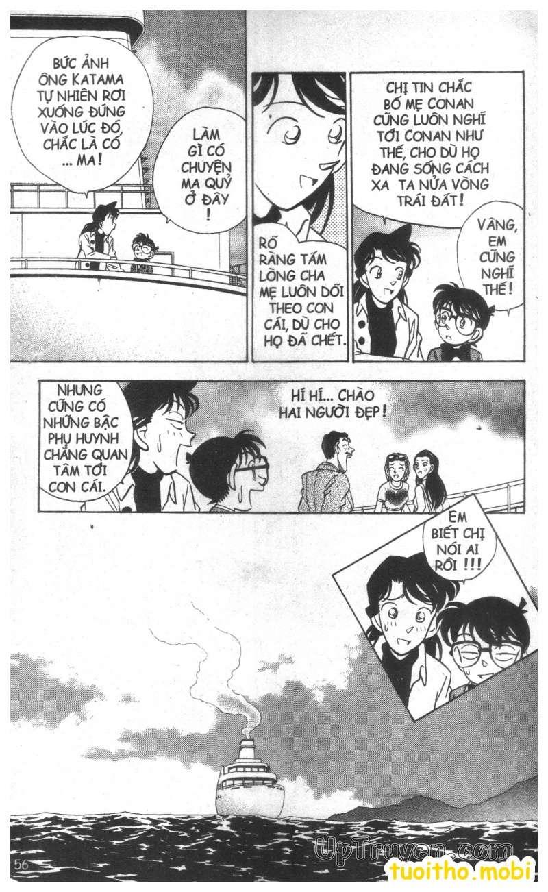 đọc truyện Conan bộ đặc biệt chap 20 trang 15
