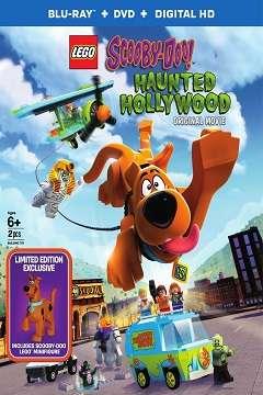 Lego Scooby-Doo!: Haunted Hollywood - 2016 BluRay (720p - 1080p) DuaL MKV indir