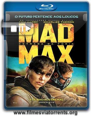 Mad Max: Estrada da Fúria Torrent – BluRay Rip 720p e 1080p Legendado (2015)