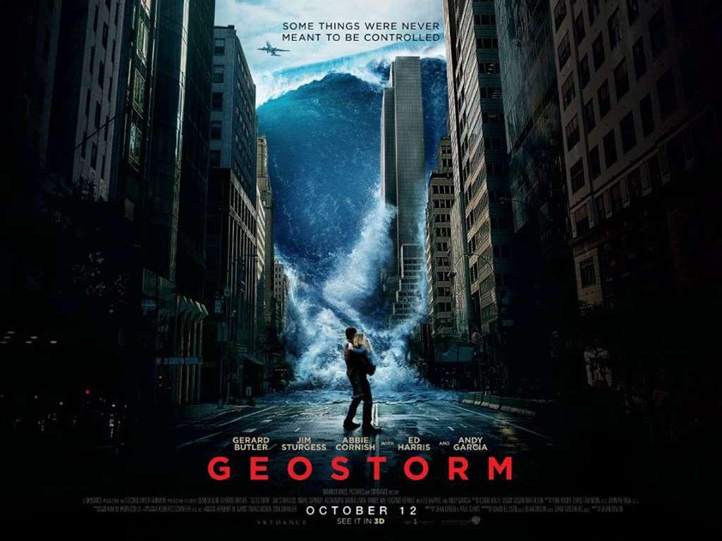 Παγκόσμιος κίνδυνος: Geostorm (Geostorm) Quad Poster Πόστερ