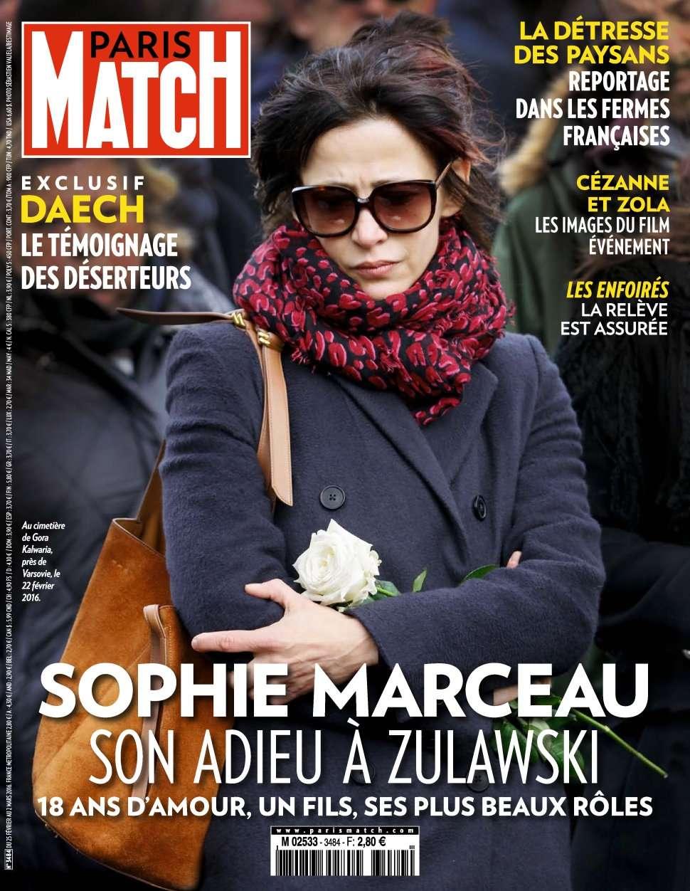 Paris Match 3484 - 25 Février au 2 Mars 2016